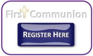 First Communion Register