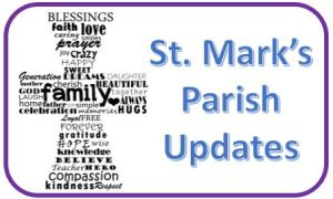St Mark's Parish Updates